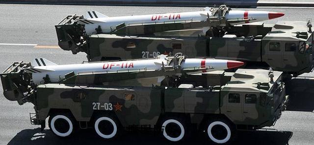 技術上可能不是最先進,但中國擁有最多的戰術飛彈 - 每日頭條