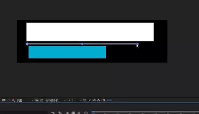 文字標題跟蹤運動-Ae製作簡單定點線條指示線說明動畫 - 每日頭條