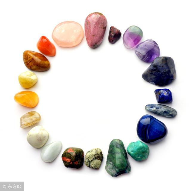 天然水晶/半寶石的種類,功效 - 每日頭條