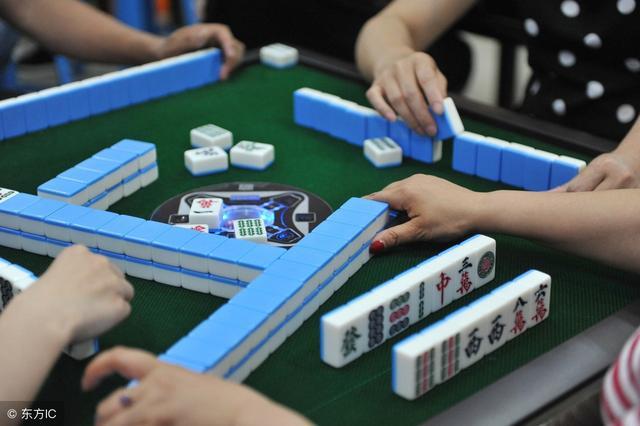 打麻將總是輸怎麼辦?大師教你打麻將如何快速聽牌 - 每日頭條