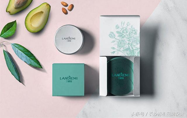 化妝護膚品牌設計案例:蘭蝶蜜護膚品牌VI設計/包裝設計/名片設計 - 每日頭條