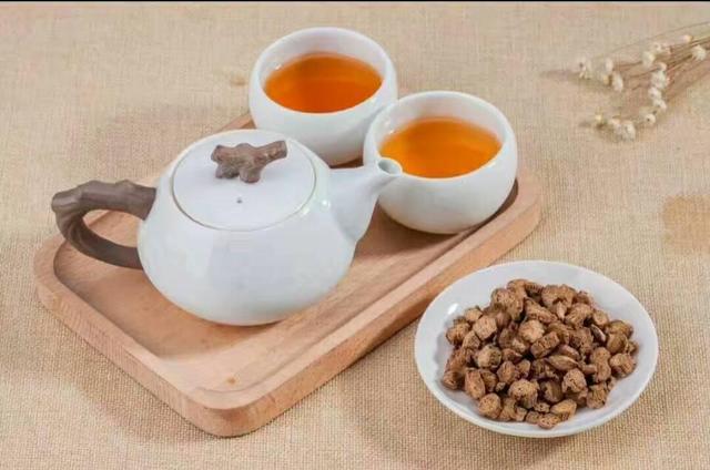 牛蒡茶的介紹和功效 - 每日頭條