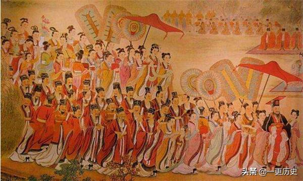 唐朝時。中秋節已成為全國性節日。當時都有哪些習俗 - 每日頭條