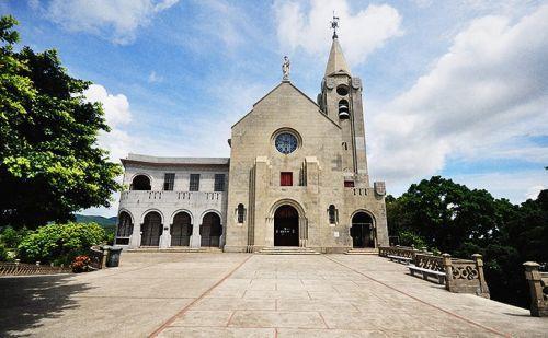 澳門主教山小堂旅遊攻略 體驗歐陸風情的好去處 - 每日頭條