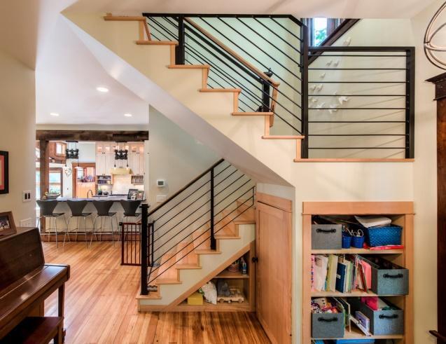 如何計算螺旋樓梯的尺寸?樓梯設計時有哪些注意點? - 每日頭條