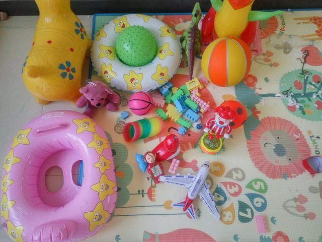 當兒科醫生的老婆逼我給女兒買這些玩具。寶寶長玩智商高別人3倍 - 每日頭條