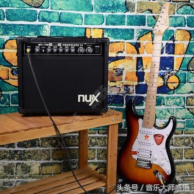 家駒教你學吉他12音箱篇 - 每日頭條