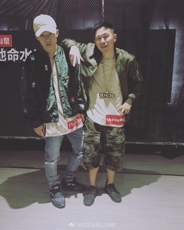 中國有嘻哈TT,歐陽靖,PGONE,VAVA,身高揭秘! - 每日頭條