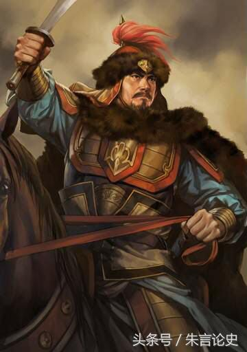三國中最傻的軍閥,先是幫了曹操消滅了勁敵,後來被曹操殺了全家 - 每日頭條