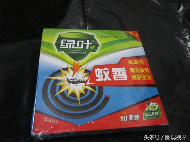 十大蚊香品牌一覽。欖菊的蚊香還不錯 - 每日頭條
