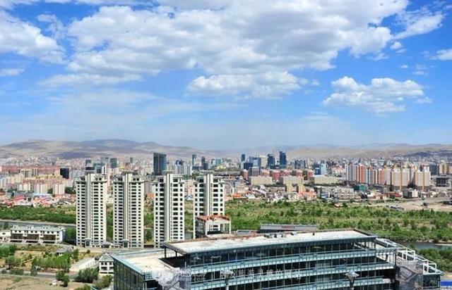 蒙古超級城市烏蘭巴托,一座城市居住了全國差不多一半的人口 - 每日頭條