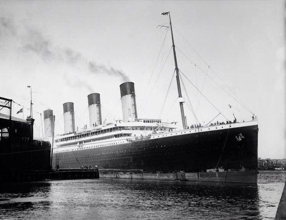 傳奇的「奧林匹克號」郵輪 - 每日頭條