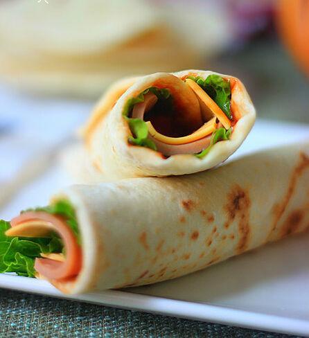 輕鬆自製便捷又營養的墨西哥卷餅 - 每日頭條