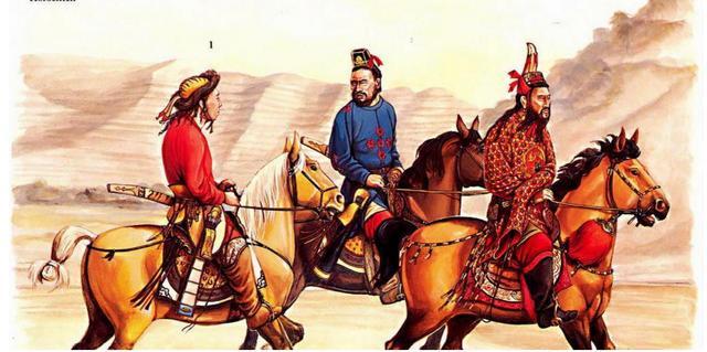 隋朝時期的突厥問題 - 每日頭條