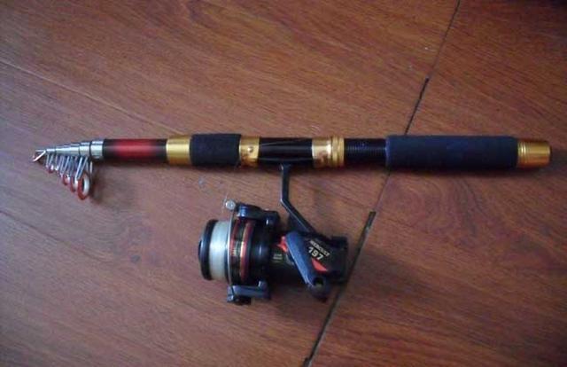 釣大魚用什麼魚竿 魚竿的調性怎麼選 - 每日頭條