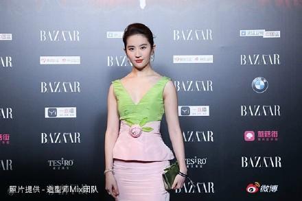 「神仙姐姐」劉亦菲,美人配珠寶,相得益彰 - 每日頭條