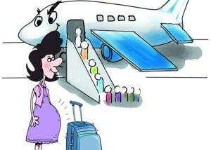 孕媽媽可以坐飛機嗎?對寶寶有什麼影響? - 每日頭條