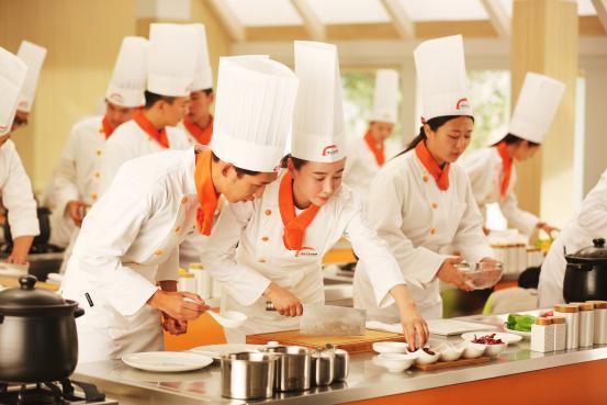 走進酒店後廚 感受現代廚師工作環境 - 每日頭條