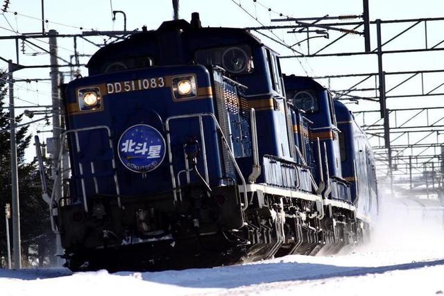 「日本語」最著名的寢臺列車「北斗星」就要說再見了|城市 - 每日頭條