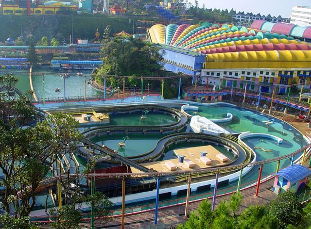 馬來西亞旅遊:登上雲頂娛樂城(圖) - 每日頭條