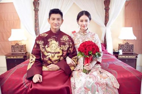 盤點明星美美的中式嫁衣定製品牌有哪些? - 每日頭條