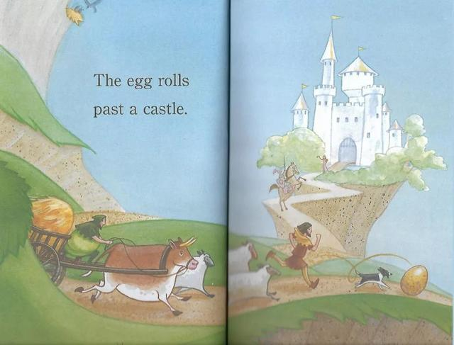 「中英文繪本」龍蛋的故事Dragon Eggs - 每日頭條