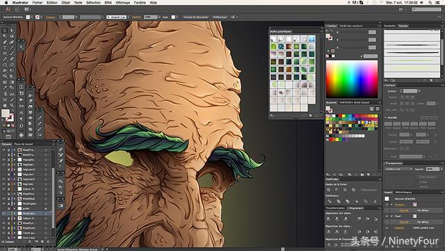 Adobe Illustrator,AI以及ID的區別詳解 - 每日頭條