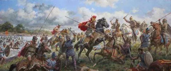 「大帝國系列」馬其頓帝國(阿吉德王朝) - 每日頭條