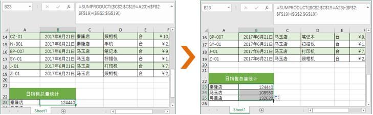 Excel中的基礎常規計算教程 - 每日頭條