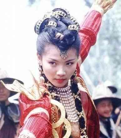 時隔15年。劉濤再扮慕沙公主!爾康都被驚艷了 - 每日頭條