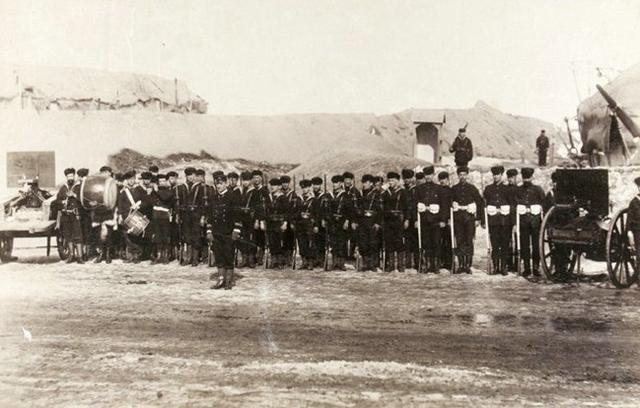 7張罕見黑白老照片直擊1895年甲午大決戰 - 每日頭條