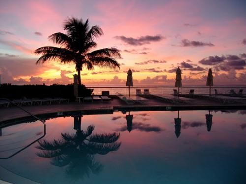 世界十大旅遊景區之美國佛羅里達州,是全球風景最亮麗的棕櫚海灘 - 每日頭條