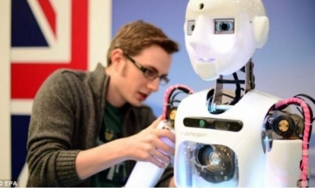 大疆工程師教你如何成為一名機器人工程師(上) - 每日頭條