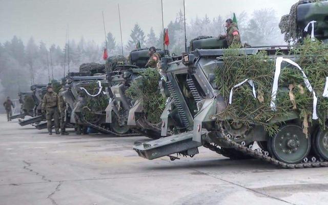 聯邦德國和納粹德國不一樣。俄資助軍事重演到底什麼意思? - 每日頭條