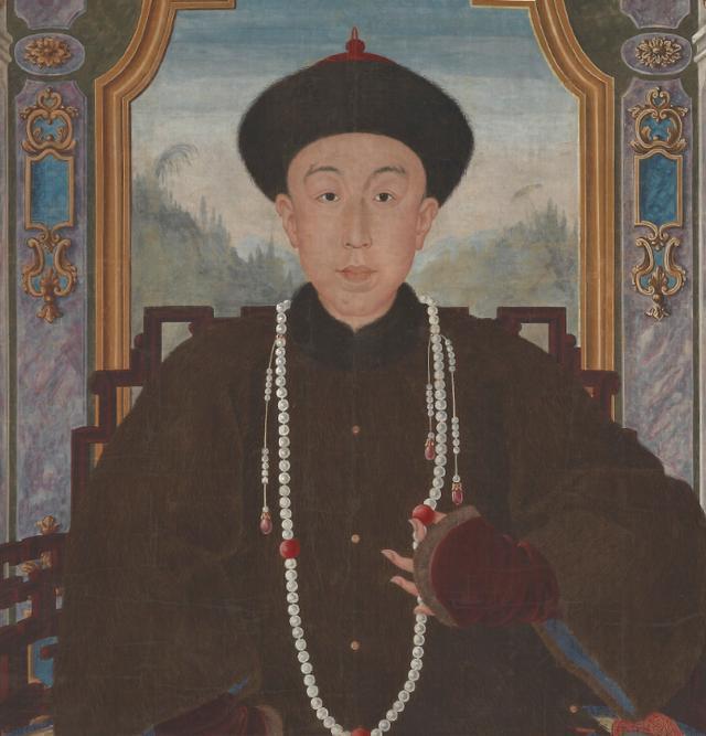 清宗室系列·和碩果親王 - 每日頭條
