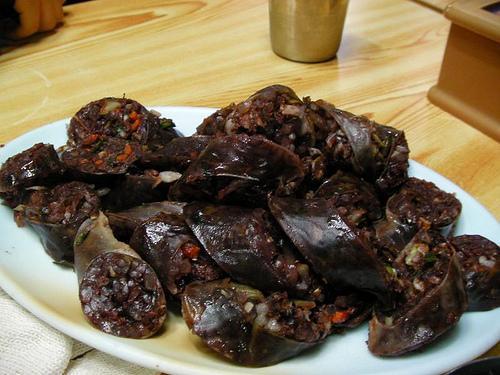 韓國米腸只能蘸鹽吃? 各種奇葩吃法等你來挑戰 - 每日頭條
