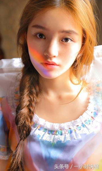 最新的中國第一美女到底有多美?長得跟韓國第一美女很像很像! - 每日頭條