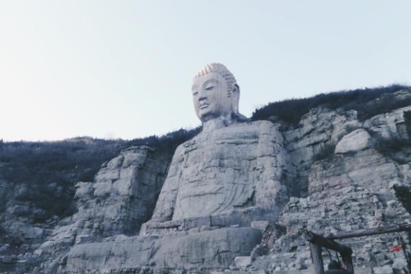 山西全域旅遊:旅遊不知道該去哪兒,蒙山拜拜大佛是個不錯的選擇 - 每日頭條