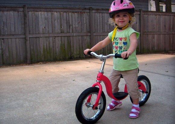 帶娃必備!如何教孩子騎自行車? - 每日頭條