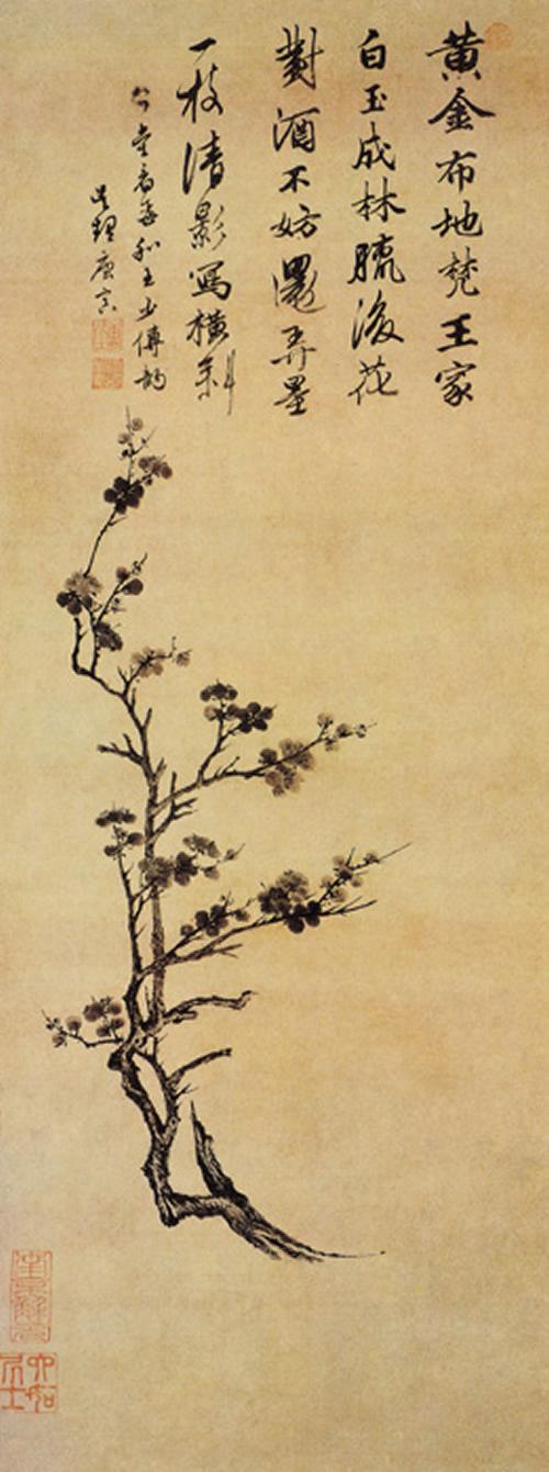 唐寅(唐伯虎)花鳥畫欣賞,共10幅 - 每日頭條