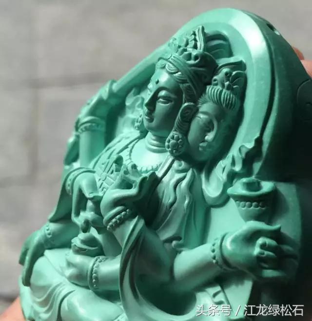 眾生念佛,佛念眾生——三面觀音 - 每日頭條