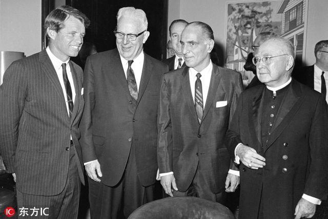 羅伯特·甘迺迪遇刺案:既是甘迺迪家族的悲劇,也是美國歷史上的悲劇,至今陰謀論仍未平息 - 每日頭條