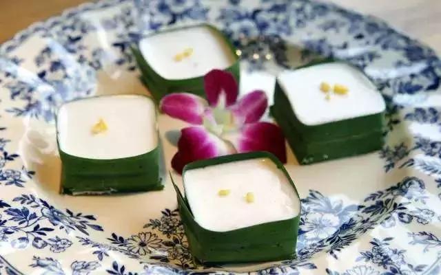 來泰國你不可錯過的8大甜品! - 每日頭條