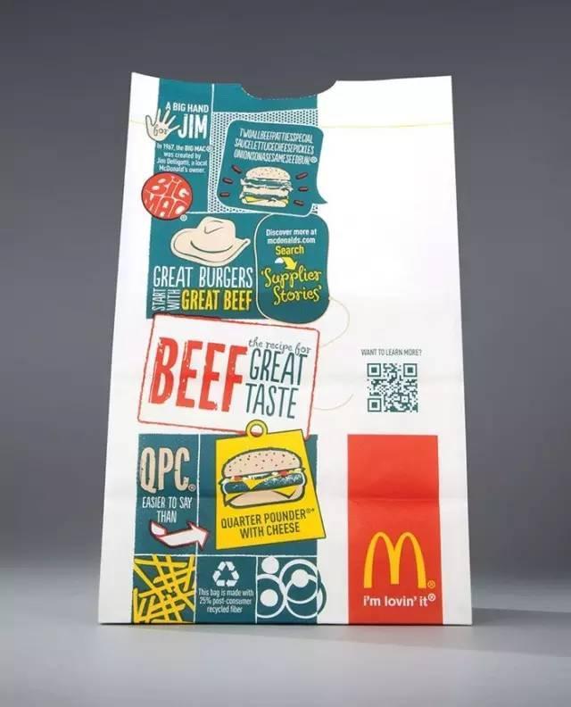 麥當勞50多年來歷次包裝更新,你知道嗎? - 每日頭條