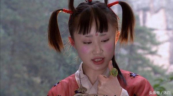 5版天山童姥大比拼:舒暢村兒金銘蠢。只有她演的才是經典 - 每日頭條