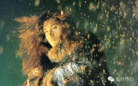 張國榮林青霞被稱史上最經典白髮魔女傳,後無來者 - 每日頭條