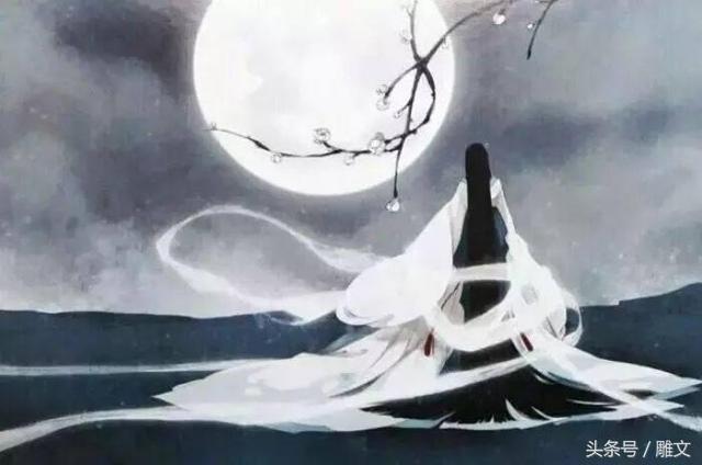 唐詩丨嫦娥應悔偷靈藥,碧海青天夜夜心 - 每日頭條