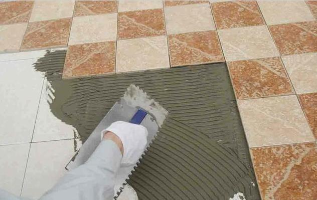 貼磚時用水泥好還是瓷磚膠好?瓷磚鋪貼常識不會但要懂 - 每日頭條