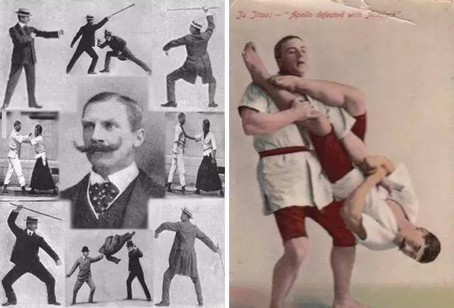 一戰前的MMA——巴頓術 - 每日頭條