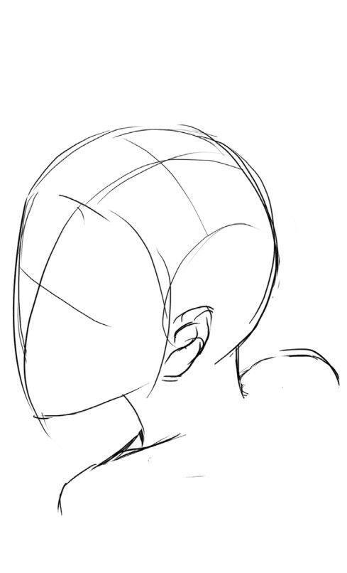 古風女子五種不同角度的頭部畫法教學 - 每日頭條